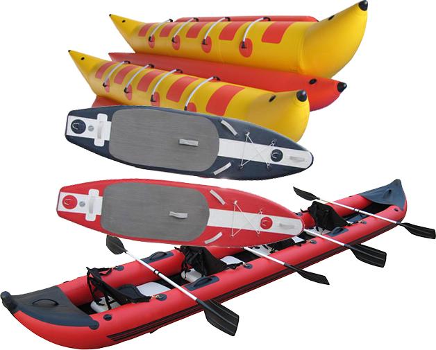 Vízi sporteszközök